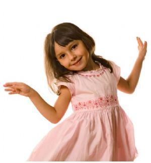 bigstockphoto_Dancing_Little_Girl_3663165
