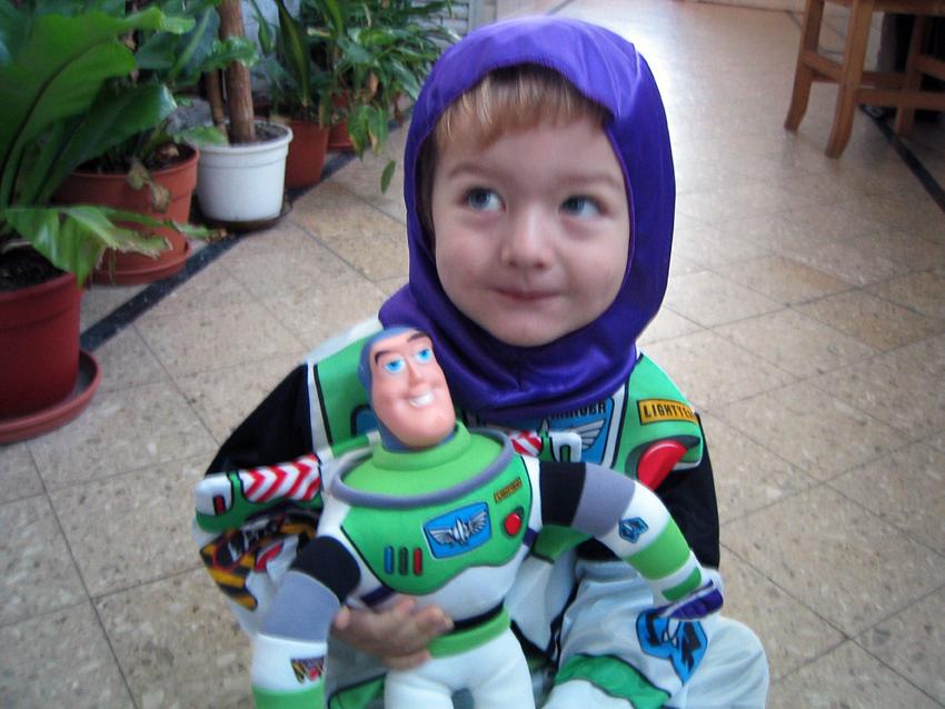 Buzz Lightyear Es Un Peque Que Cumple 3 Años Pedi3deseos