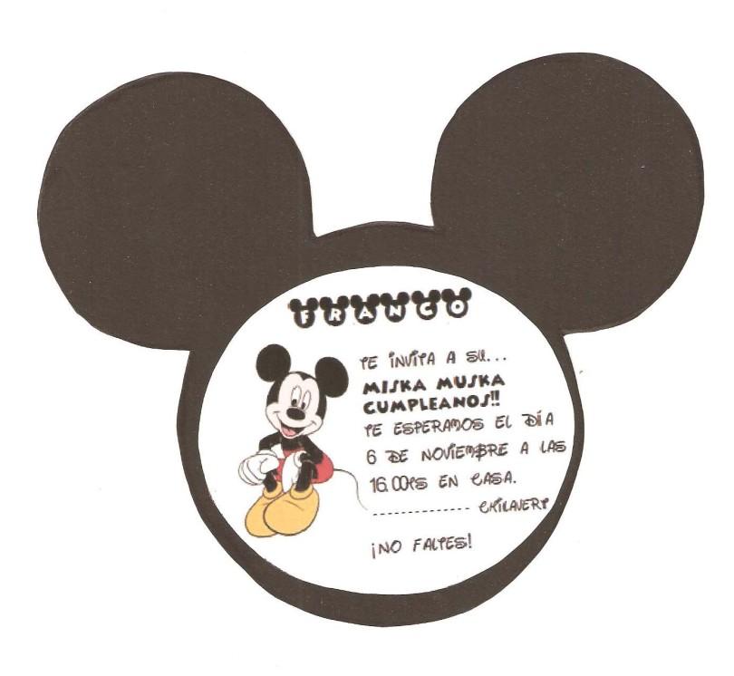 ideas para juegos de cumpleaños con Mickey Mouse | Pedi3Deseos
